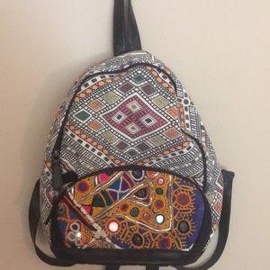 Boho UO fabric & pleather light duty pack